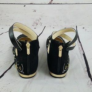 60d6806836d Sam Edelman Shoes - Sam Edelman Felicia Josie Lucien Flats Black Sz 5